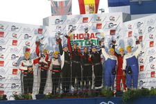 20110925 LMS Estoril 000 podium LMP2 h662