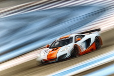 Racing for Gulf, what else?